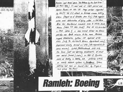 Ramleh - Time For A Little Something