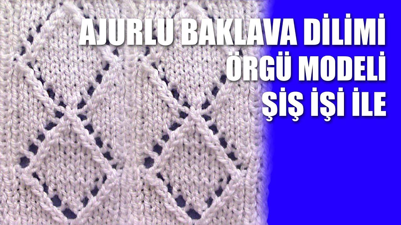 Fiyonklu Bebek Battaniyesi Modeli Yapılışı Türkçe Videolu