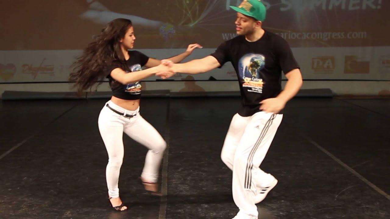Mr. Dragon (Drago Amsterdam) and Bruna Sousa zouk demo