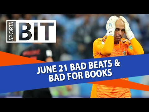 Bad Beats & Bad for Books Recap | Sports BIT | Friday, June 22