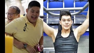 Baby Josh Aquino Transformation - From Obese to Hunk
