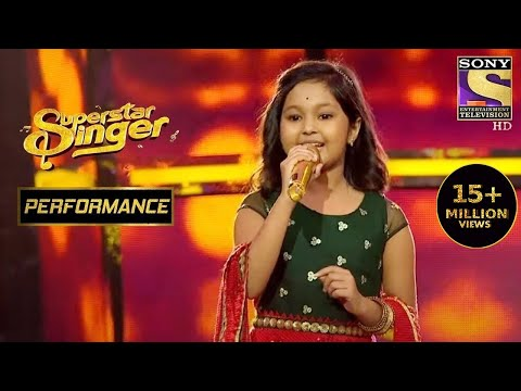 Priti के Performance ने किया Anu Malik को Impress | Superstar Singer