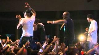 Banky W - Lagos Party Remix; Wizkid Peforms Don't Dull