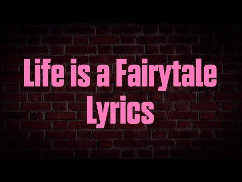Barbie a Fashion Fairytale - Life is a Fairytale (Lyric Video) | With Shoutouts