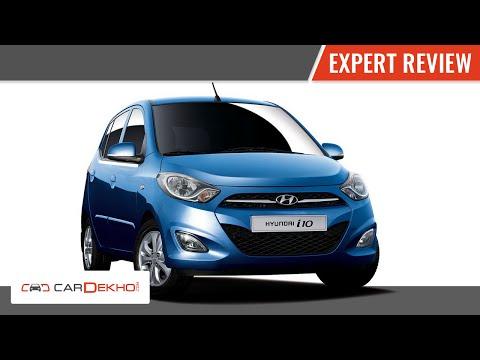 Hyundai i10 Petrol | Expert Review | CarDekho.com