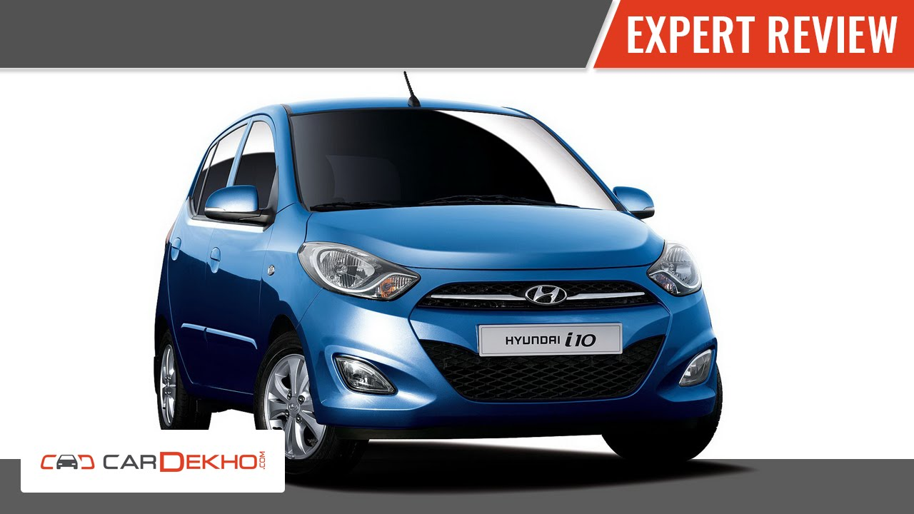 Hyundai i10 Petrol | Expert Review | CarDekho.com - YouTube