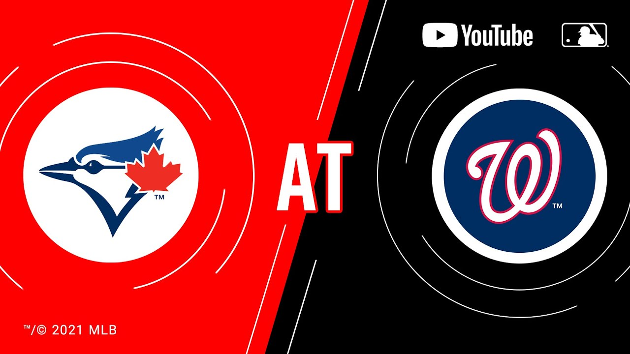 Download Blue Jays at Nationals | MLB Game of the Week Live on YouTube