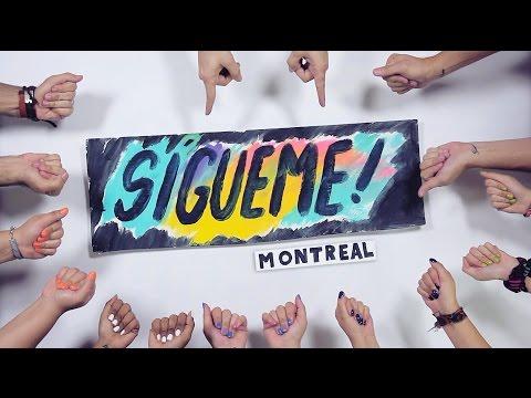 Montreal - Sígueme (Videosencillo)