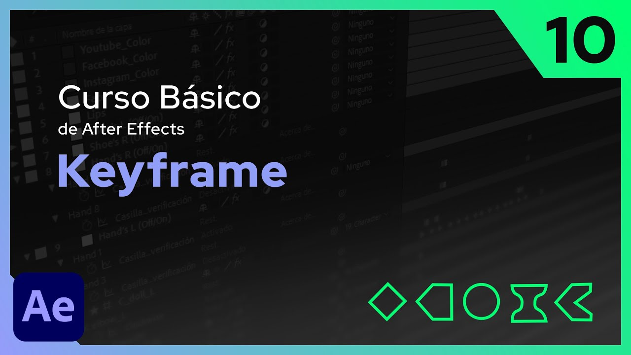 Keyframe | After Effects - Tutorial