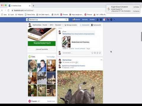 Freundesliste Facebook