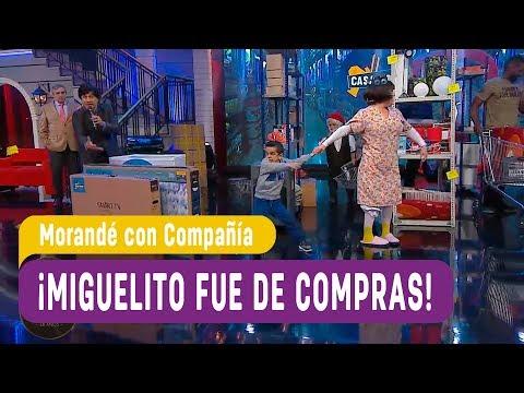 ¡Miguelito fue de compra a Casa Hogar MCC! - Morandé con Compañía 2018