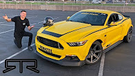 Learning to Drift an RTR Mustang