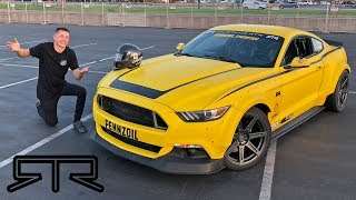 Video Learning to Drift an RTR Mustang download MP3, 3GP, MP4, WEBM, AVI, FLV Oktober 2018