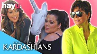 The Best Of The Kardashians In Miami! | Kourtney & Kim Take Miami!