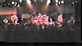 Red Hot Chili Peppers - Punk Rock Classic [Live, The Visage - USA, 1989]