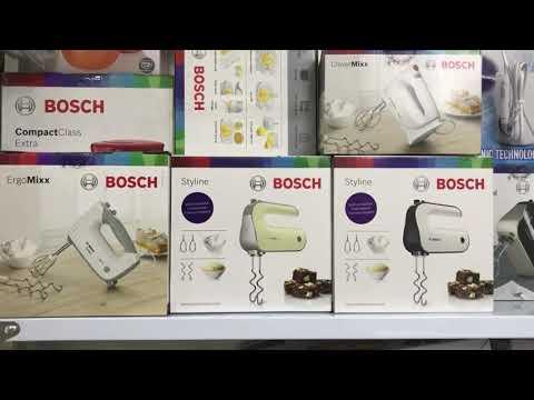 Tại sao máy trộn bôtj đánh trứng Bosch MFQ luôn được các mẹ yêu thích