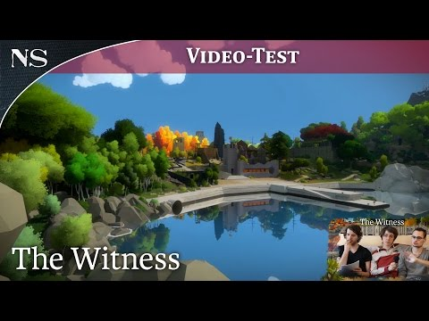 The NAYSHOW - Vidéo-Test de The Witness (PS4)