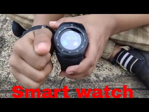 ₹570 Rupees CAMERA SMART WATCH You Can Buy In Amazon | Screen Touch SmartWatch Review