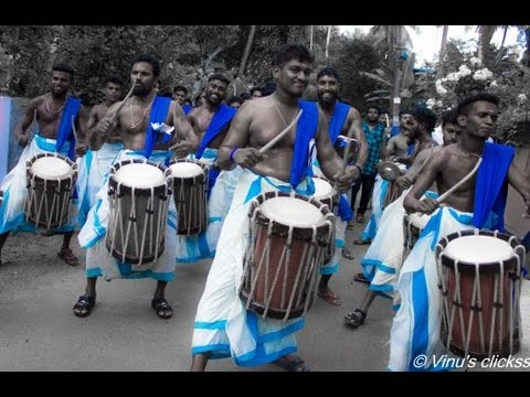 Ponnan's Blue Magic Shinkari Melam