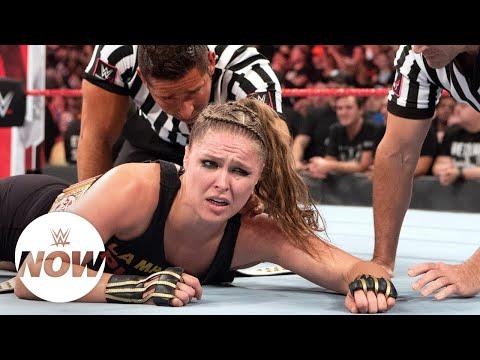 Ronda Rousey's biblical response to Bella betrayal: WWE Now