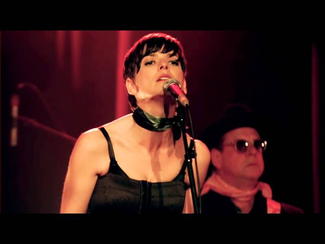 Ambrosia Parsley & The Elegant Too - Empire