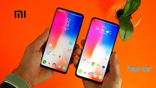 Confronto Xiaomi Mi Mix 3 e  Honor Magic 2 Quale Scegliere ?
