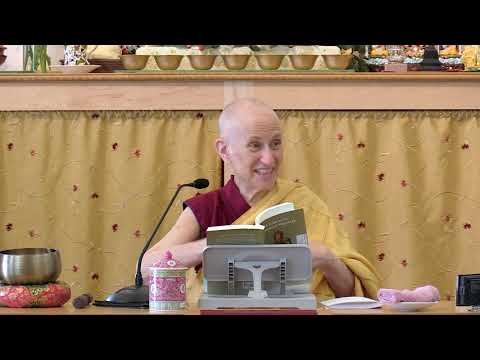 50 Engaging in the Bodhisattva's Deeds: Acting Appropriately 06-03-21