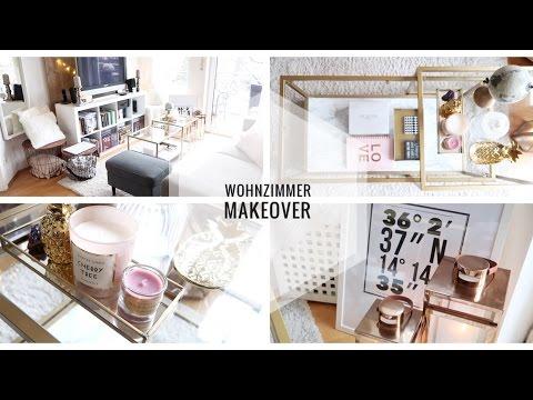 Roomtour mein wohnzimmer makeover diy marmortisch youtube for Marmortisch wohnzimmer