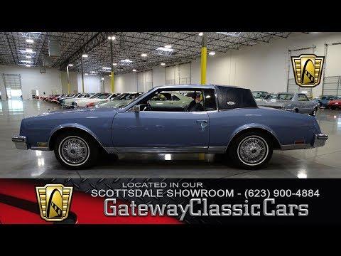 1982 Buick Riviera Gateway Classic Cars of Scottsdale #414
