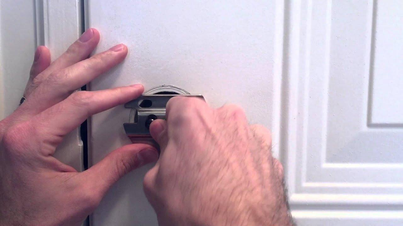 August Smart Lock Installation Youtube