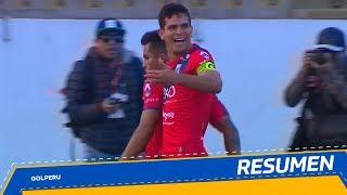 Resumen: Carlos A. Mannucci vs. Universitario (1-0)