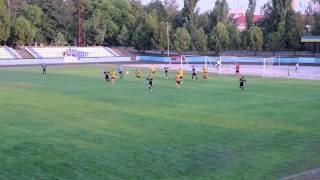 Відео. ФК Енергія - НК Верес Рівне 1:3