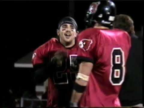 Brookside High School 2003 Football Highlight Tape