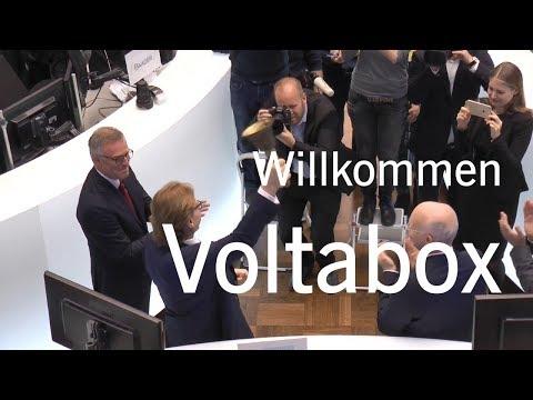 Börsengang (IPO) Voltabox AG