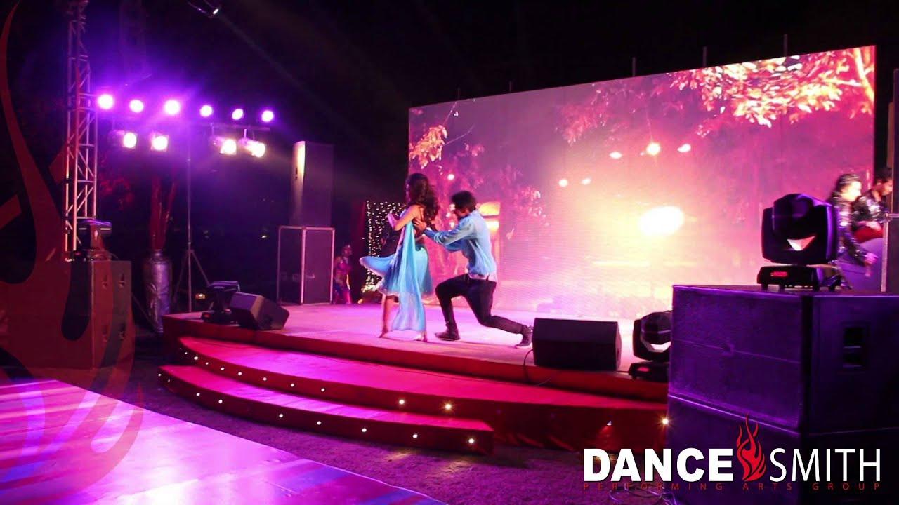 Dancesmith With Poppy Barman Dance Troupe Delhi Item