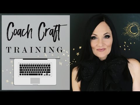COACH CRAFT TRAINING: combine your multi passions into a unique area of mastery