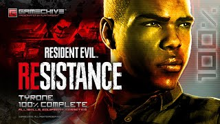 Resident Evil Resistance (Tyrone Henry 100%: All Skills, Equipment, and Cosmetics) PS4 Gamechive