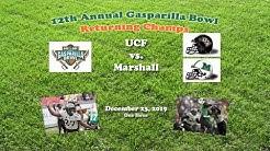 2019 Gasparilla Bowl (UCF v Marshall) One Hour