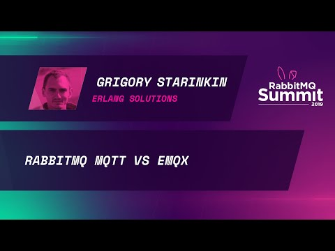 RabbitMQ MQTT vs EMQX - Grigory Starinkin