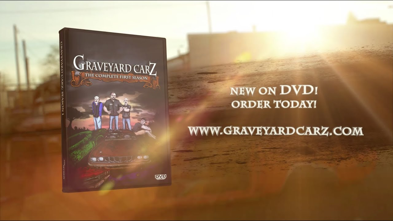 order now graveyard carz season 1 on dvd youtube. Black Bedroom Furniture Sets. Home Design Ideas