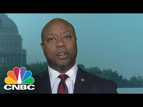 Senator Tim Scott: Health Care Failure Taught Us How To Proceed On Tax Reform | CNBC