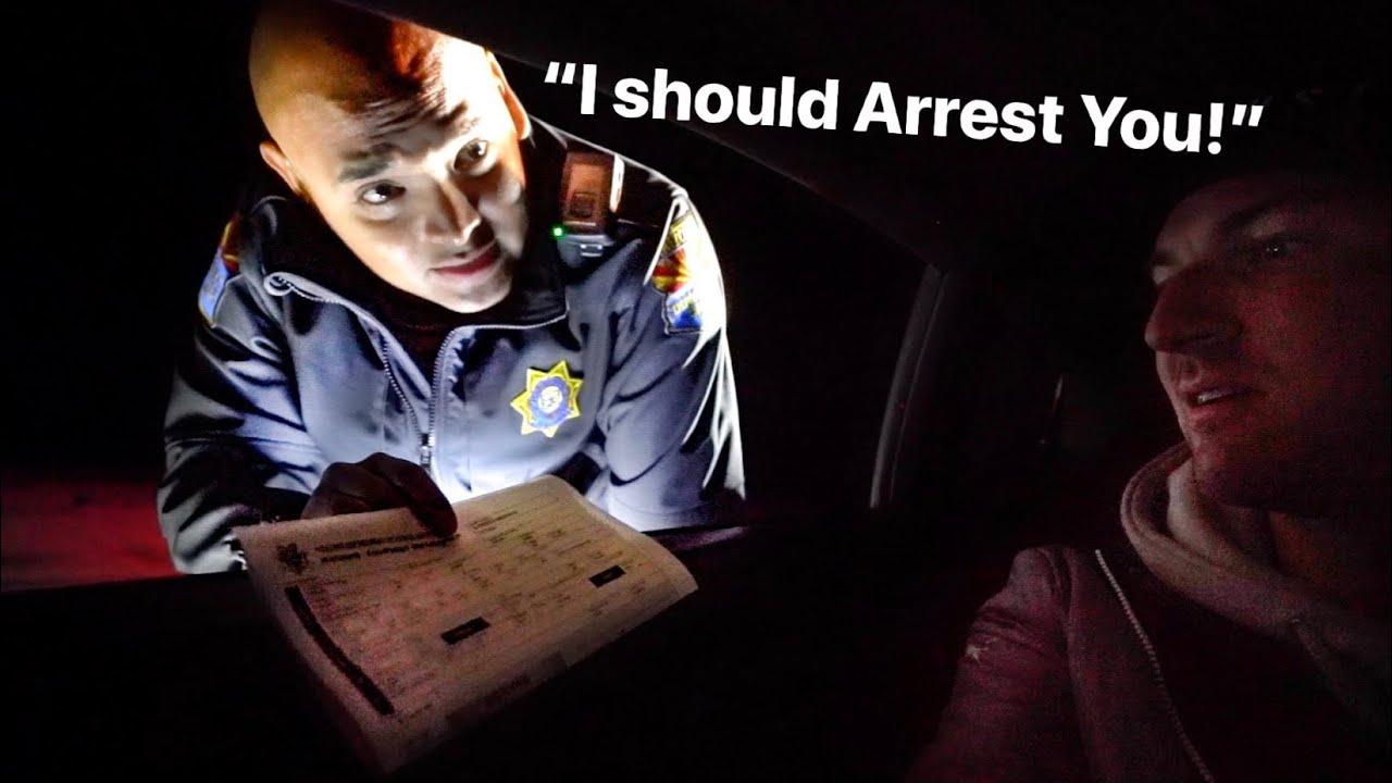 ARIZONA-POLIZEI DEBATIERT AUF BEFESTIGUNG VON LAMBORGHINI-BESITZER ...  + video