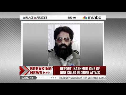 Top al Qaida figure dead in drone strike