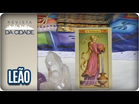 Previsão de Leão 28/05 à 04/05 - Revista da Cidade (29/05/2017)