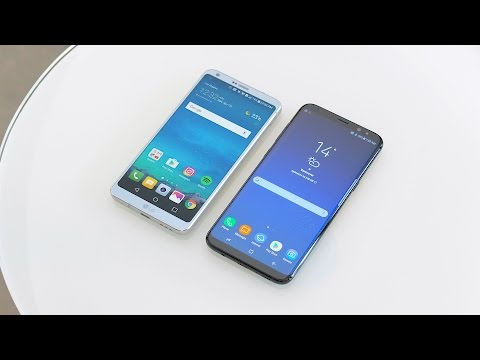 Samsung Galaxy S8+ vs LG G6 - Full Comparison