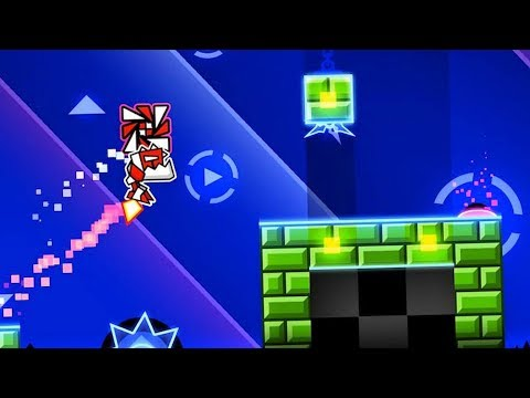 ''ARRE Robot'' 100% (Demon) by IZhar [3 Coins] | Geometry Dash [2.11]