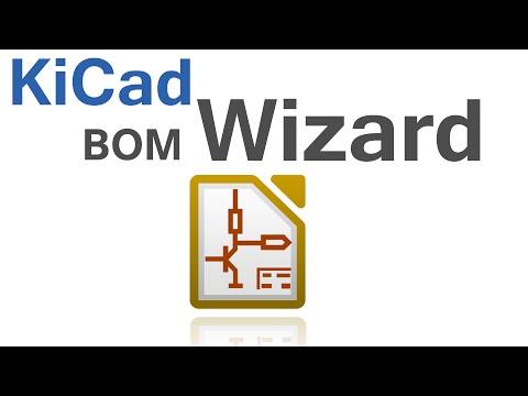 #4 Using KiCad Bom Wizard Plugin