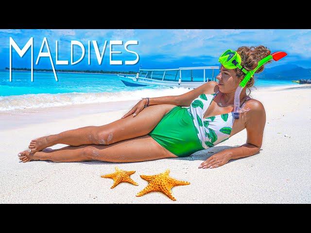 Круиз на Мальдивы. Не поверили своим глазам! Эвакуация с Бали на Гили Траванган