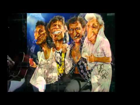 ANGIE - The Rolling Stones - New 2012 HD Video - The Original 1973 Classic