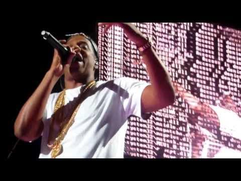Jay Z - Somewhere In America / Big Pimpin / Jigga What, Jigga Who (MCWT London O2 Arena)